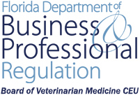 Helen Verte Schwarzmann, Florida Dept of Business Professional Regulation CEU Veterinarian Medicine